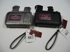 Buxton, RFID Wizard Cell/Crossbody Wallet