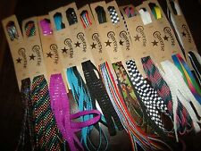 """Brand New Converse Pattern Shoelaces 45"""""""