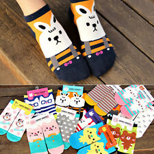 5 pairs / Cartoon pairs of socks in spring and summer, Ms. boutique socks boat s