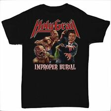 HOLY GRAIL - IMPROPER BURIAL - OFFICIAL MENS T SHIRT