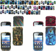 1 Designed Skin Cover Hard Case For Samsung Galaxy Exhilarate SGH-i577 Phone