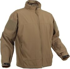 Coyote Covert-Ops Light Weight Soft Shell Jacket Tactical Waterproof Coat 5862
