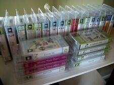 Lots of CRICUT CARTRIDGES Many to Choose From FACTORY SEALED BRAND NEW