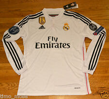 Real Madrid Cristiano Ronaldo jersey Champions League FIFA