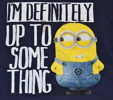 Despicable ME Boys Long Sleeve Top Minion Tee T-Shirt Official Licensed
