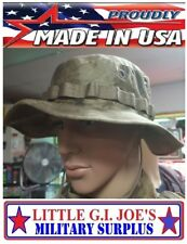 Mil.Issue Tactical AU ATAC Camouflage Boonie Busch Hat Govt Contractor 959-317