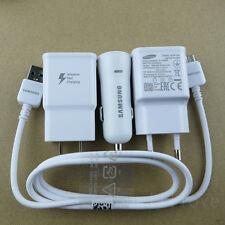 OEM Fast Charging Charger 3.0 USB Cable Car Charger For Samsung Galaxy Note 3 S5