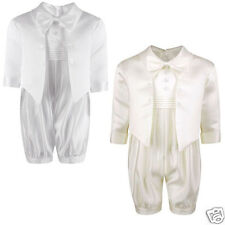 Baby Boys  Romper,Pager, Christening Suit, Wedding, 2 Piece Bow Tie 0M-18M
