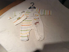 boys or girls Sleepsuit And Hat Set