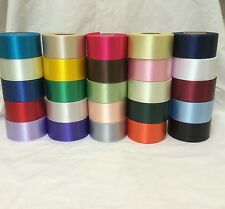 45MM POLYESTER RIBBON FOR CAKE DECORATING/RIBBON CRAFTS - 25 COLOURS