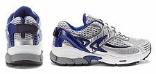 AETREX EDGE RUNNER TRAINERS - BLUE / WHITE