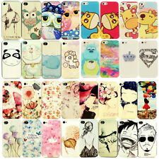 Beauty Cute Design Pattern Hard Back Case Cover Skin For Apple iPhone 4/4S 5/5S