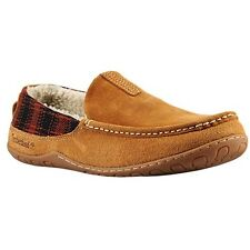 TIMBERLAND KICK AROUND LOW MOCCASINS MEN'S SUEDE SHOES / SLIPPERS Men's 10 14