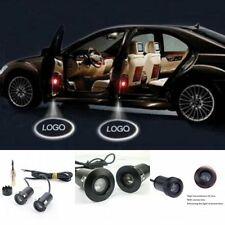 2X Car LED CREE Door Welcome Logo Laser Projector Ghost Shadow Light For ALL B67