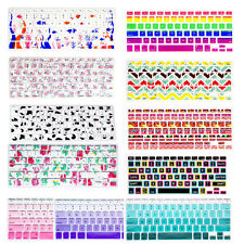 Silicon Decal Keyboard Cover Keypad Skin Protector For Mac Macbook Air Pro 13 15