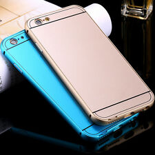 COVER BUMPER per IPHONE 6 e  6 Plus - CUSTODIA in ALLUMINIO con Pellicola