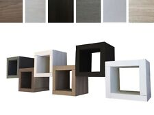 CUBI IN LEGNO 100% MADE IN ITALY IN 6 DIFFERENTI COLORAZIONI