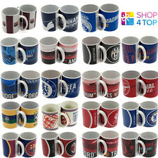 FOOTBALL SOCCER CLUB TEAM CERAMIC MUG CUP COFFEE TEA FAN OFFICIAL LICENSED NEW