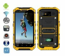 "A9 QUAL Core 3G Land Rover 1GB+8GB 4.3"" Android 4.2 Smartphone Unlocked GPS/WIFI"