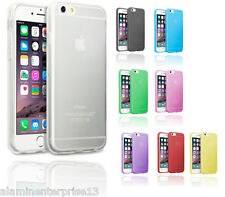Ultra Thin Crystal Clear Soft Transparent Case Cover For Apple iPhone 6 4.7