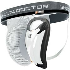 Shock Doctor Core Supporter Jock Strap With Bioflex Cup Groin Guard MMA UFC
