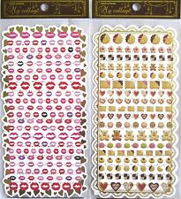Kamio My Collage Sticker Sheet (Your Choice Kisses Or Cookies and Biscuits)