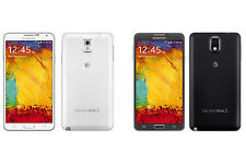 Samsung Galaxy Note 3 AT&T SM-N900A 32GB Unlocked 4G LTE Smartphone -Black/White