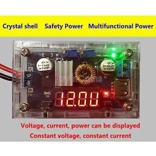 5A DC to DC Lithium Battery Charger Board LED Drive Power Converter Module US YU