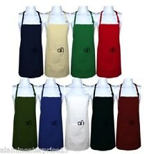 Mens & Womens Chefs Butchers Kitchen Baking Cooking Apron With Front Pocket