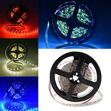Non-Waterproof 5M Red/Blue/White SMD 3528 Flexible LED Strip Light 300 Leds