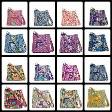 Vera Bradley Large Hipster Crossbody Bag MULTI-COLORS $60-CHRISTMAS IN JULY SALE