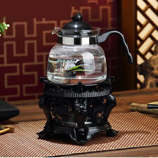 Alcohol Burner KJ-100 Teapot Kamjove KJ-501 Classic TeaPot Warmer Blooming Tea