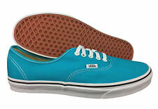 VANS. Authentic. Peacock BLUE Mens Canvas Shoe. Mens US Size: 11.5, 12 & 13.