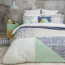 Bambury RAE Duvet Doona Quilt Cover Set - Double, Queen, King Size Bed