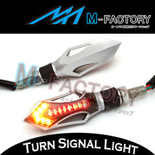 Sword Smoke Rear Brake LED Turn Signal Lights E-Mark Kawasaki ZX 6R 636 Ninja