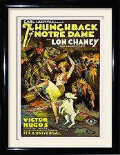 Movie Posters and Framed Pictures Hunchback Of Notre Dame