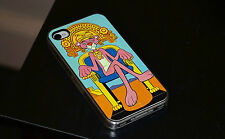 Pink Panther Egyptian Pharoah Retro Phone Case Fits iPhone 4 4s 5 5s 5c 6
