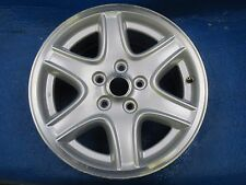 1 USED Jeep Liberty 2002 2003 2004 SILVER Factory OEM Wheel Rim 9037