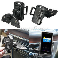 Universal Auto Dash CD Slot Mount Holder Car Dock For Smart Phone Cell Phone GPS