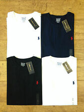 Ralph Lauren Men's Crew Neck Custom Fit T-Shirt Short Sleeve