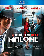 Give'Em Hell Malone Blu Ray- Like New! Check out my other Blu Rays for sale!