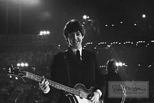 PAUL McCARTNEY The Beatles Minnesota 1965 Concert LIMITED EDITION Photograph