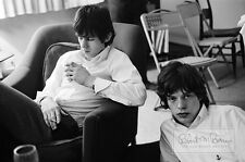MICK JAGGER Rolling Stones KEITH RICHARDS 1965 LIMITED EDITION PHOTOGRAPH Hotel