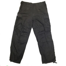 "Dynasty Mens XL Size 32"" Waist Cargo Pants w/ Adjustable Drawstring waist"