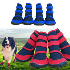 Dog Pet Boots Guardian Gear Water Repellent All Weather Protective Booties Shoes