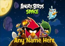ANGRY BIRDS SPACE PERSONALISED PLACEMAT