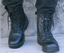 YE Hot New Mens Special Forces Military Boot Army Boot SWAT Tactical Combat Boot