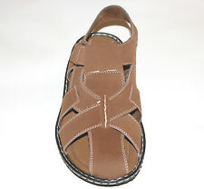 MENS US SIZE 7-12 Handmade Lightweight Closed Toe Sandals