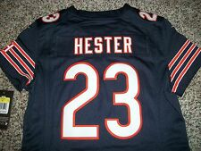 DEVIN HESTER New NWT Womens Jersey Nike SEWN Chicago Bears Small Medium Large XL