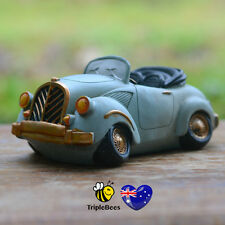 Vintage Retro Style Convertible Car Ceraminc Money Box - AU Item FREE POSTAGE